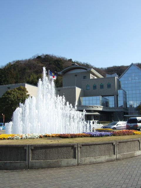 文化の森総合公園 噴水.JPG