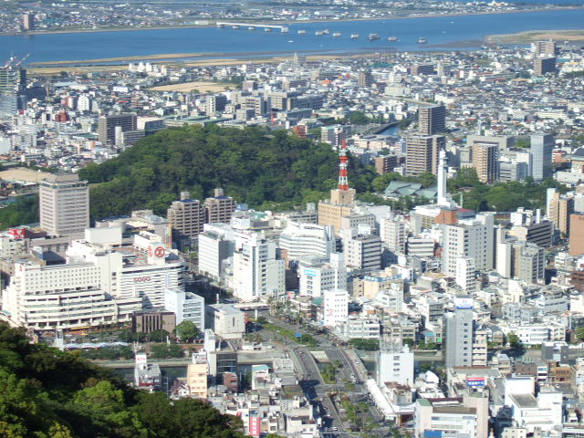 徳島市 市街地.JPG