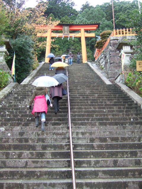 熊野那智大社 石段.JPG