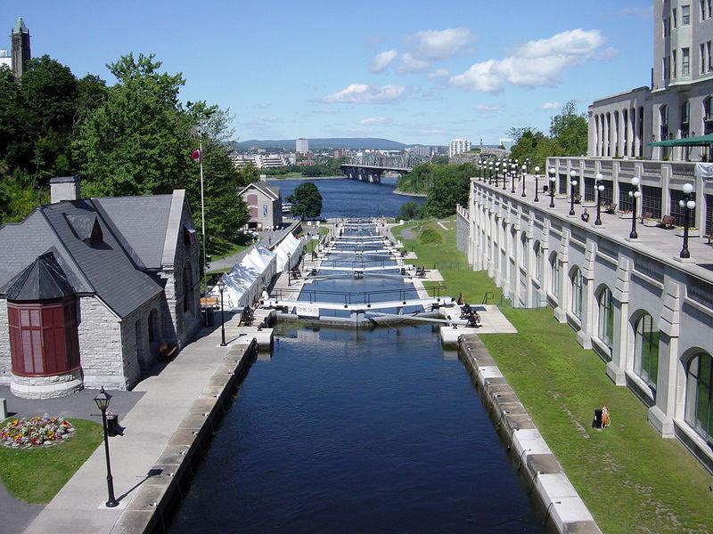 リドー運河 カナダ.jpg
