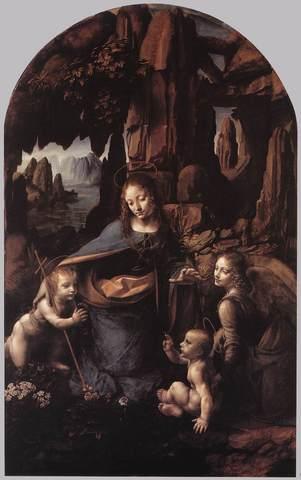岩窟の聖母 ロンドン・ナショナルギャラリー.jpg