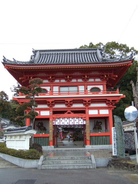四国霊場第3番札所金泉寺.JPG