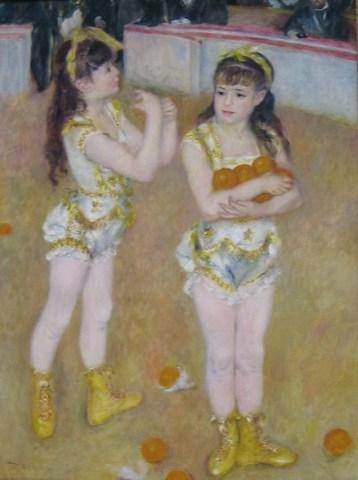 二人のサーカスの少女.jpg