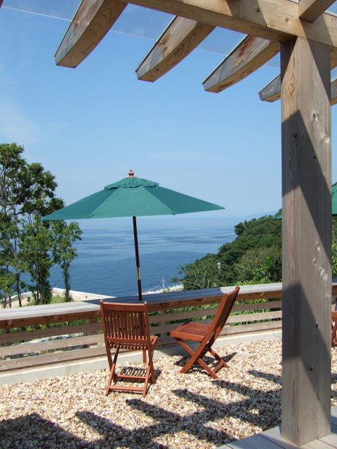 海の見えるカフェ.JPG