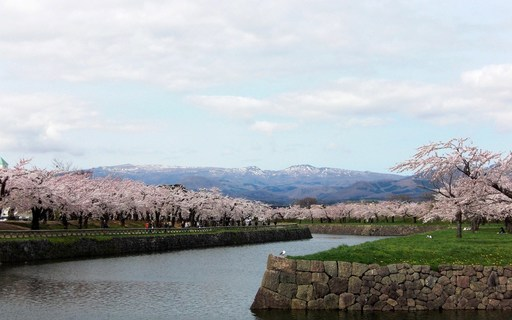 五稜郭公園 函館 北海道.jpg