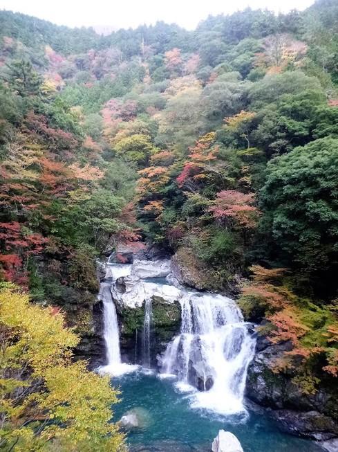 大轟の滝(おおとどろのたき)那賀町 那賀郡.JPG