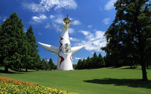 太陽の塔 万博記念公園 大阪.jpg