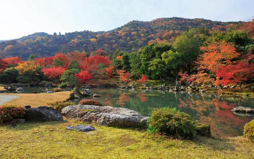 紅葉 天龍寺(てんりゅうじ) 京都.jpg
