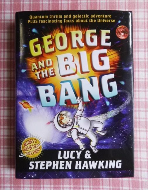 GEORGE AND THE BIG BANG.JPG