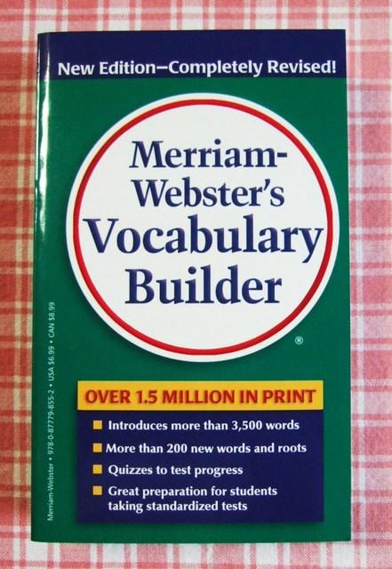 Merriam-Webster's Vocabulary Builder.JPG