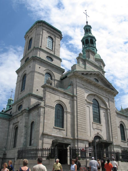 Notre-Dame de Quィヲbec Basilica-Cathedral.jpg
